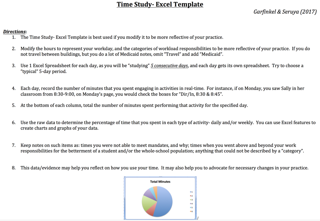 Excel Template Garfinkel Seruya Caseload To Workload Resources